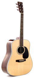 guitare dreadnought Martin D-35