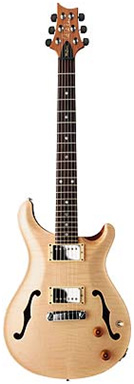guitare électrique semi-hollow body PRS MC Carty I NT